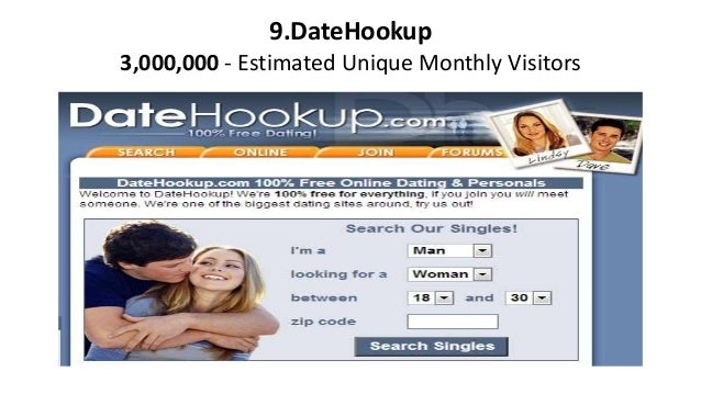 top 100 us dating site