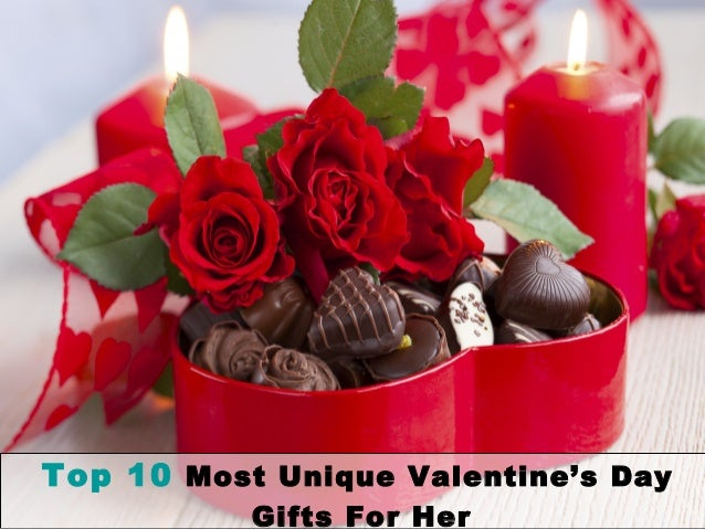 Top 10 most unique valentine s day gifts for her for Best gift this valentine day
