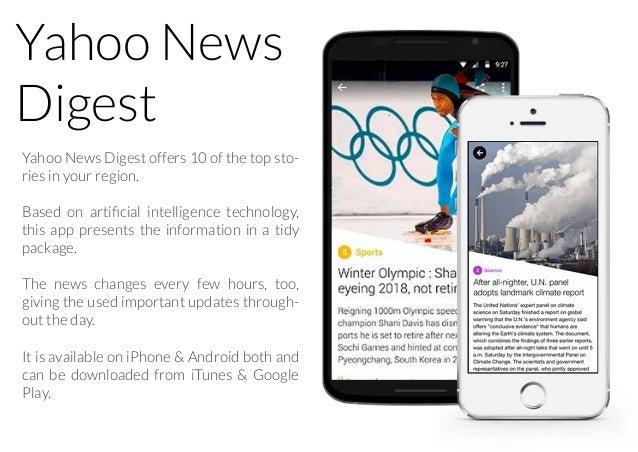 Top 10 News Apps