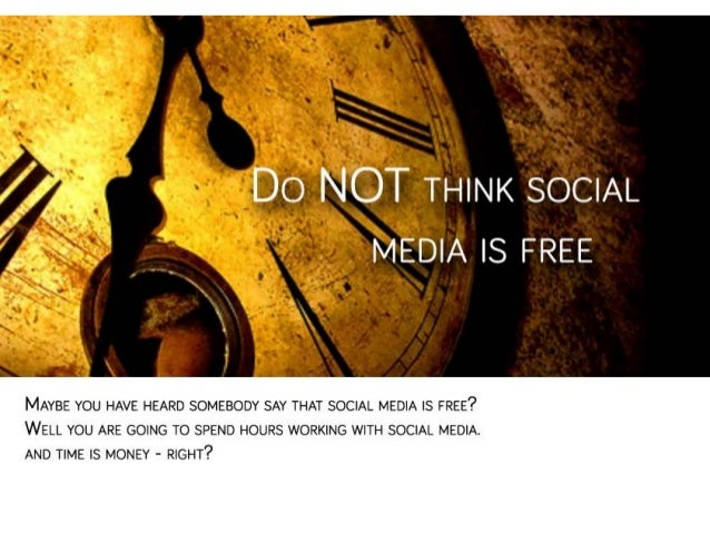 Top 10 not to do on social media Slide 3