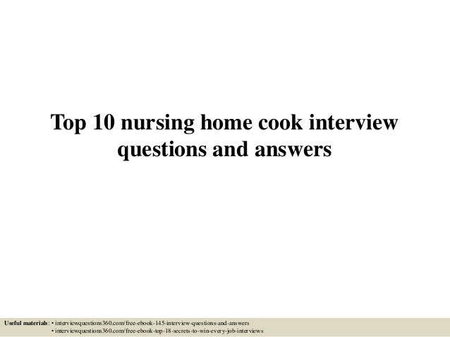 behavioral interview questions nursing and answers