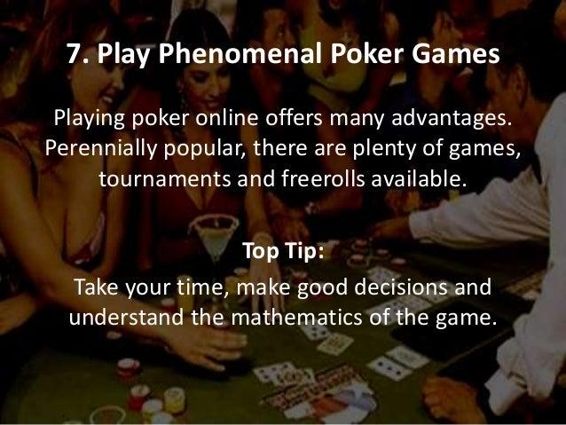 Gambling tips casino