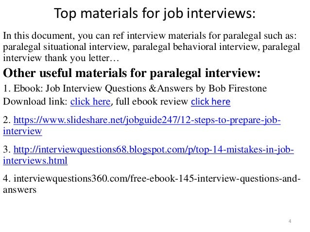 behavioral interview questions answers