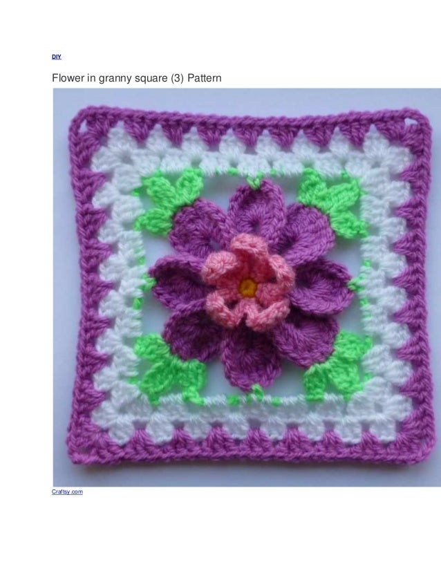Top 10 Patterns For Crochet Flower