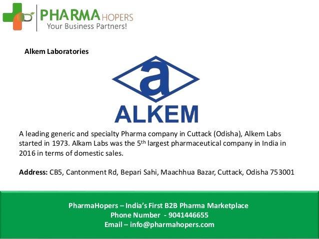 Top 10 PCD Companies in Orissa