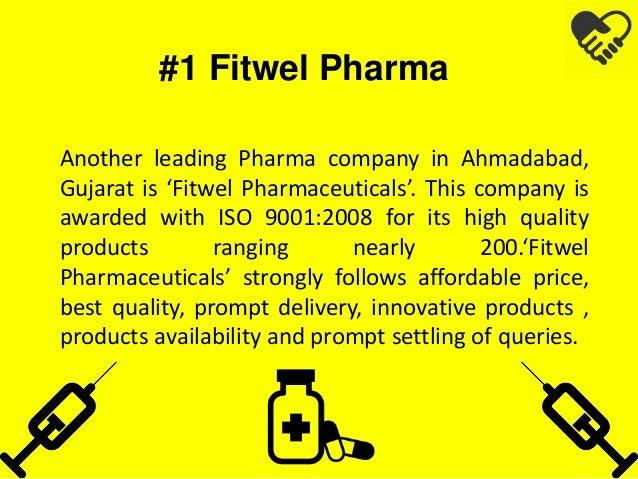 Top 10 PCD Pharma Companies in India - 2016 List