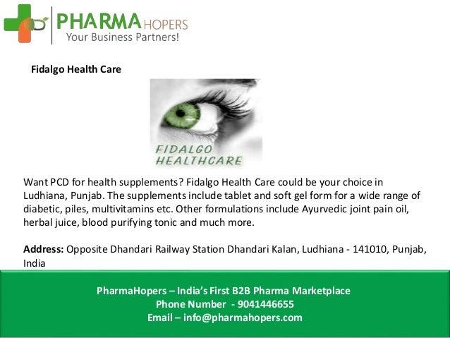 Top 10 PCD Pharma Companies in Ludhiana