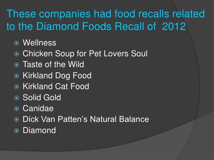 Microorganisms In Solid Gold Dog Food