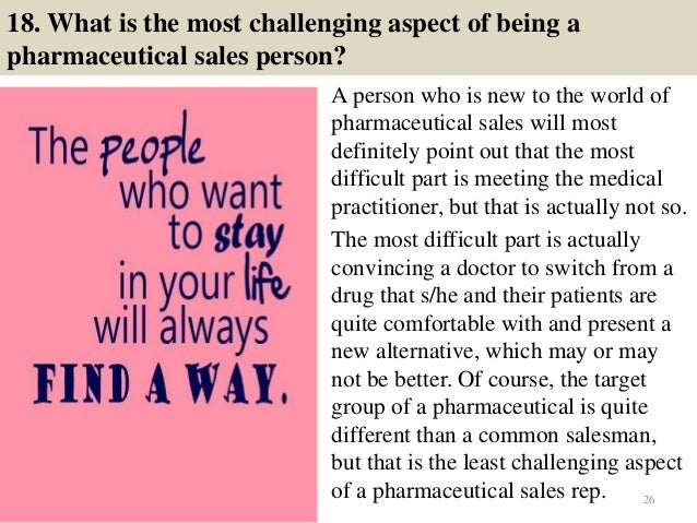 ... 26. 18. What Is The Most Challenging ...