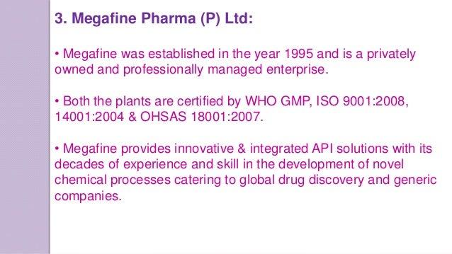 Glenmark pharma sinnar nashik