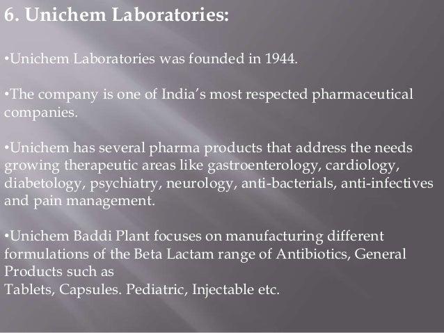 Top 10 pharma manufacturers in baddi
