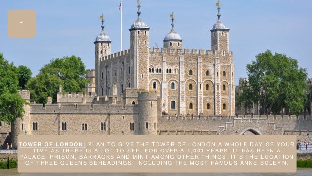 Top 10 Places To Visit In London Slide 2