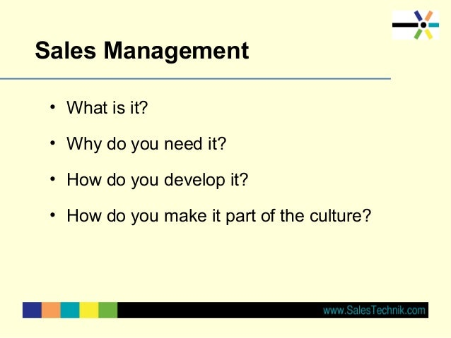 Top 10 practices of Successful Selling Organizations Slide 2