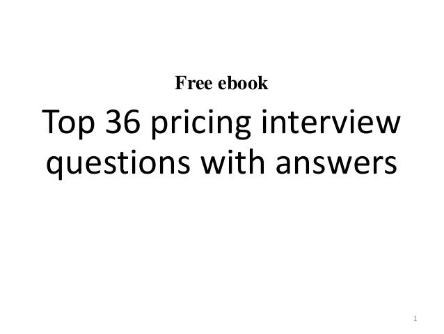 how to answer behavioral interview questions pdf