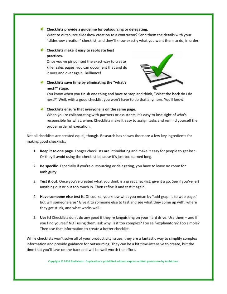 productivity secrets for entrepreneurs pdf