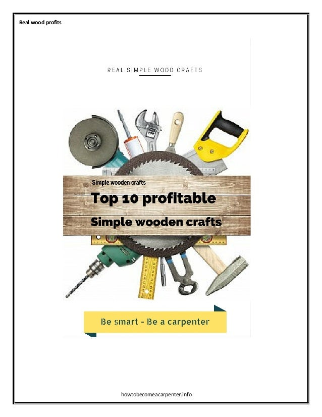 Top 10 profitable simple wodden crafts for Profitable crafts