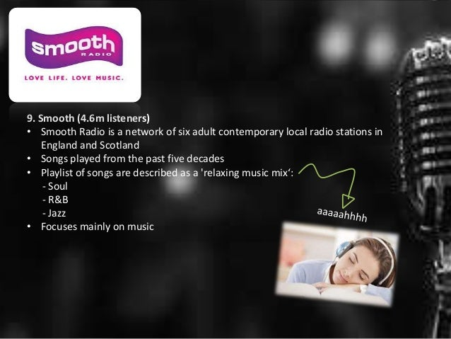 Top 10 radio stations in the UK