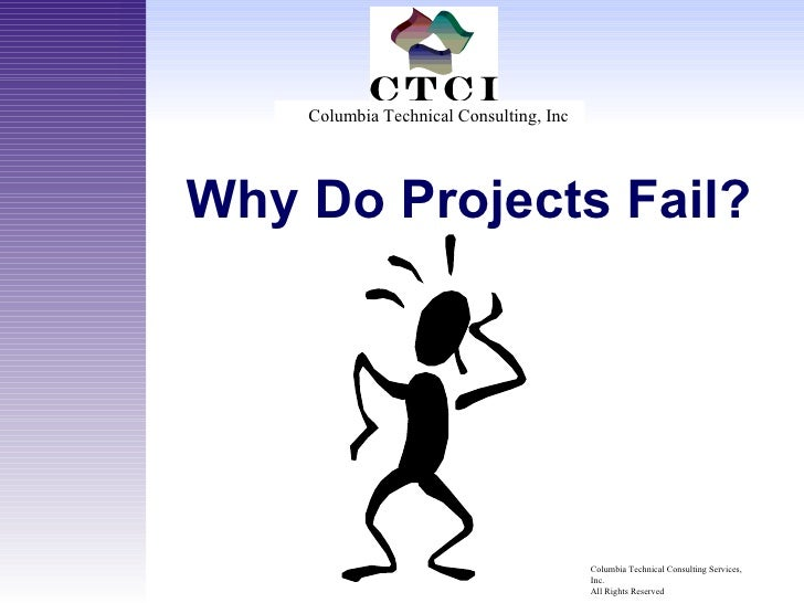 project failure case study in project management Theese case studies show the use of project management in practice studying real life situations will help you see how others have been successful.