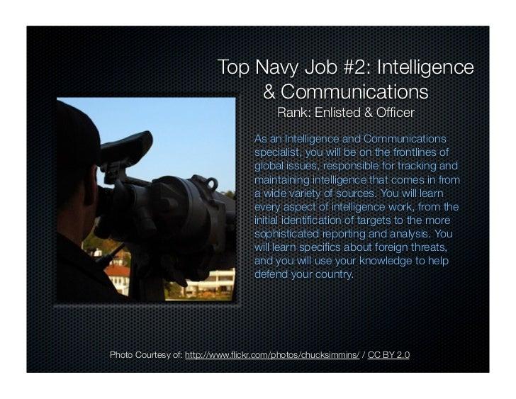 11 top navy navy intelligence specialist