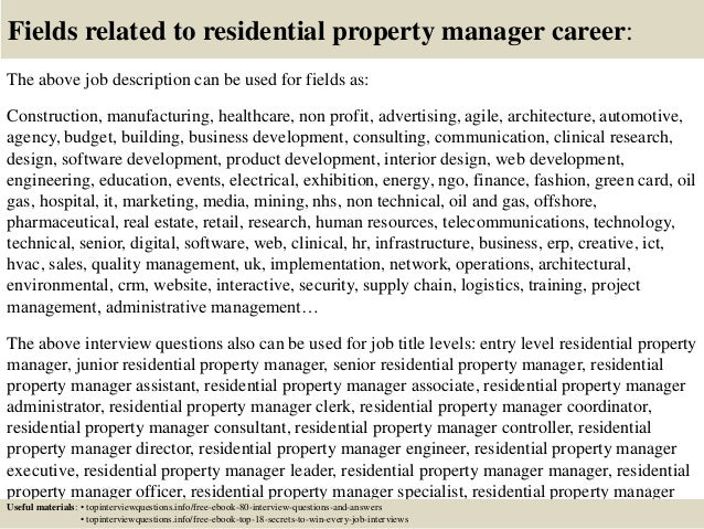 assistant property manager accomplishments leasing consultant ...