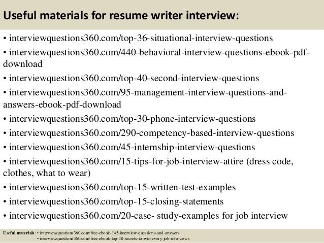 Resume Editing Rewriting Services for Management.