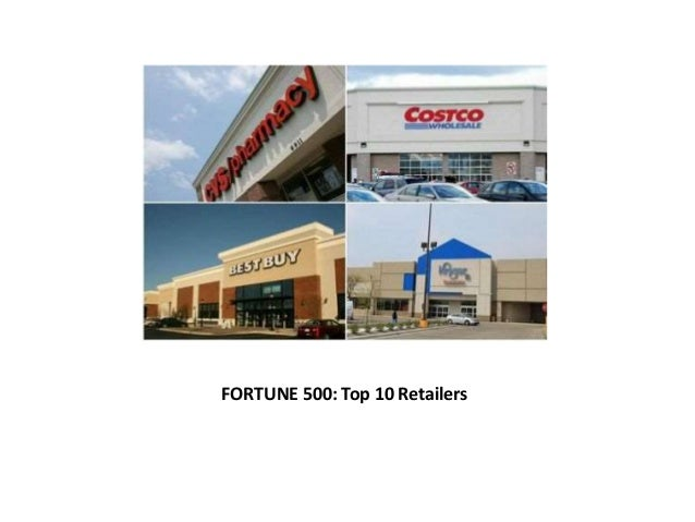 top fortune 500 retailers essay Check out our top free essays on fortune 500 to help you write your own essay.