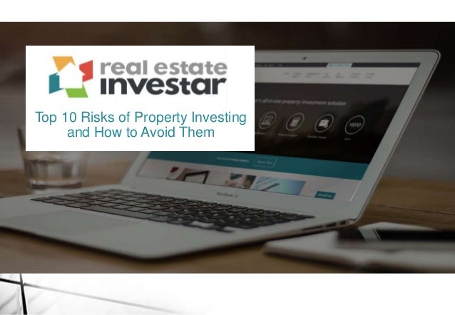 Top 10 Risks of Property Investing and How to Avoid Them