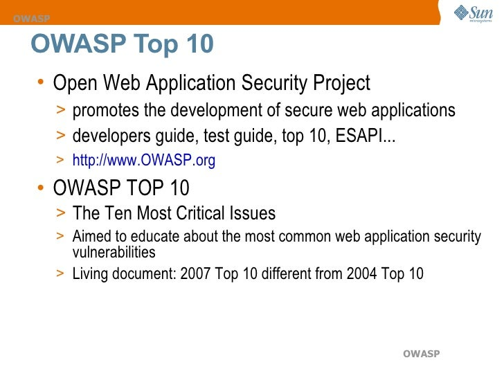 developing secure web applications essay Guides to web application development best practices examples of web applications are web application lifecycle is the process of developing a web.