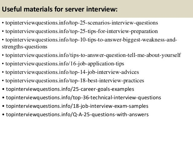 server interview questions and answers pdf