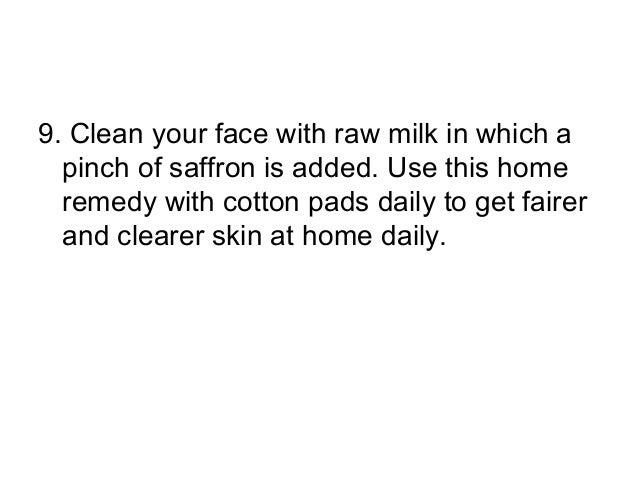 Top 10 Skin Whitening Home Remedies