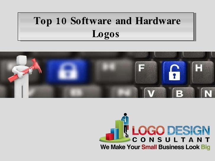 Top 10 Software and Hardware Logos
