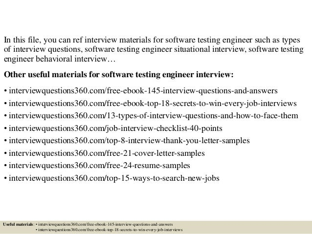 qa testing interview questions and answers haci saecsa co rh haci saecsa co Open Source Software Testing Agile Software Testing