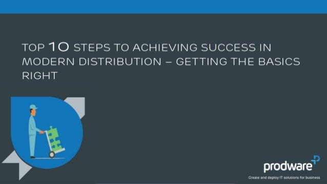 """THE EVOLVING WORLD OF DISTRIBUTION """"As a £30bn industry which supports more than 1.1m jobs, wholesale distribution makes a..."""