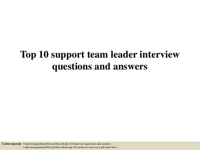 top-10-support-team-leader-interview-questions -and-answers-1-638.jpg?cb=1433430574