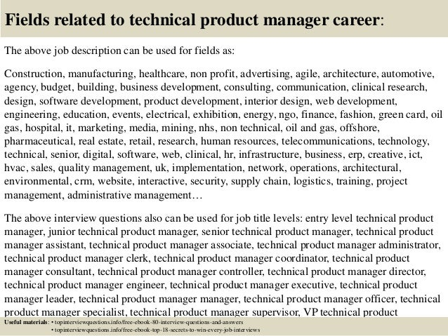 Top 10 Technical Product Manager Interview Questions And Answers
