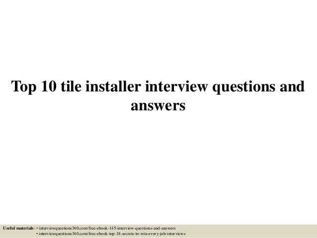 stunning tile installer resume photos simple resume office