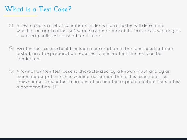 Top 10 tips for writing effective Test Cases