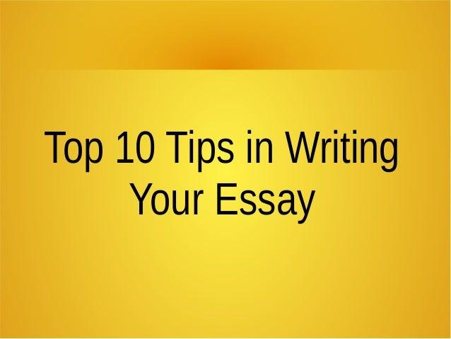 Best essay writing help
