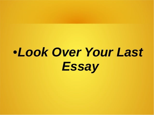 Top tips on how to write an essay and how to get