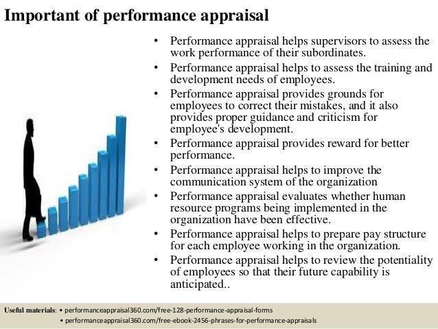 How ups delvers performance appraisals