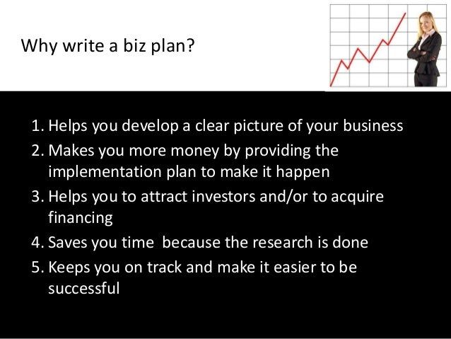 How to write a business plan government of canada