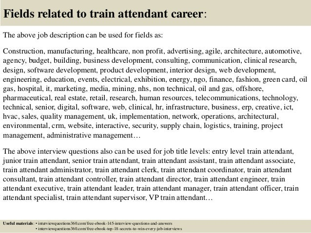 cover letter for skytrain attendant