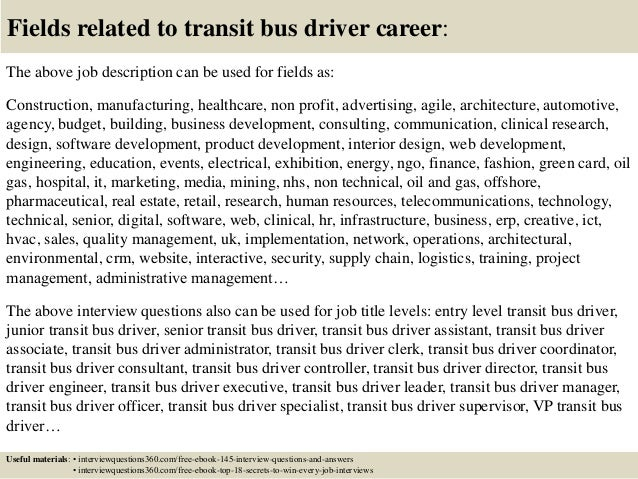 Cover letter for bus driver \\ Phd thesis marketing
