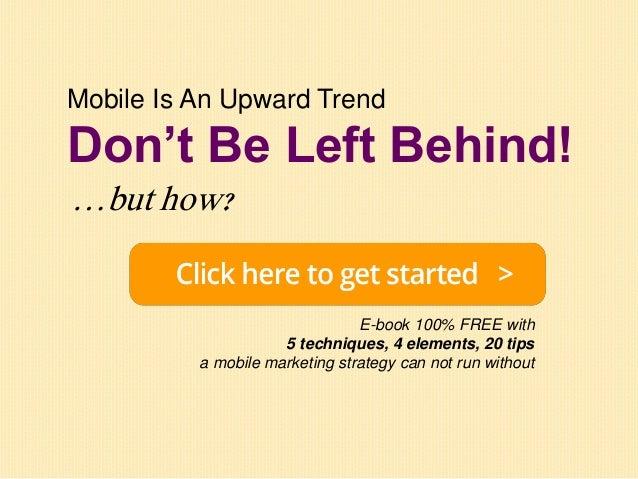 "Mark Brooks Marketing Guru & App building master Author of e-book ""Mobile Marketing 101"" About me"
