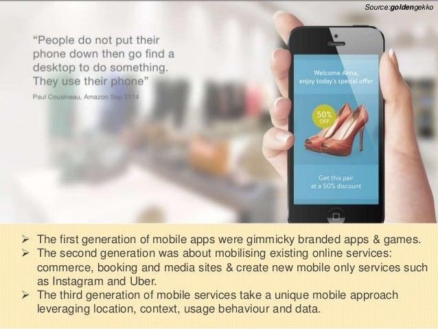 Mobile App Development Will Be Rapid n Easier The development lifecycles of mobile app will be shorten the timeframe betwe...