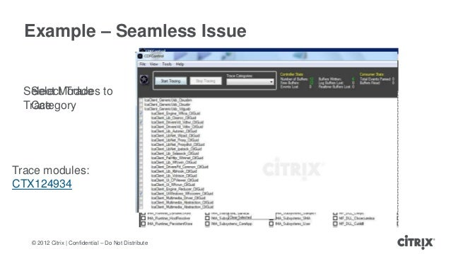 © 2012 Citrix | Confidential – Do Not DistributeOverview37• Repairs the common copy and paste problems that occur between ...