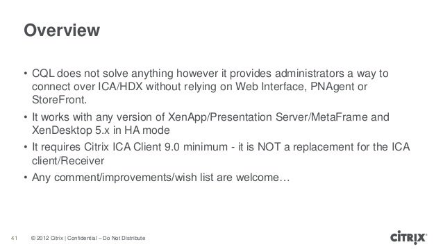 © 2012 Citrix | Confidential – Do Not DistributeNext Webinar: May• Title: Common Pitfalls when Setting up a NetScaler for ...