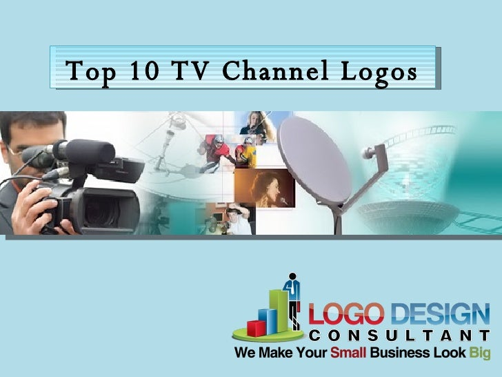Top 10 TV Channel Logos