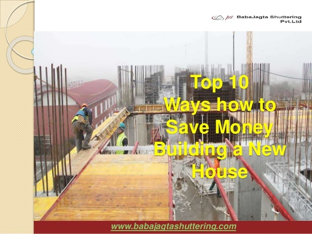 Get best scaffolding on hire services at affordable cost for Best ways to save money when building a house