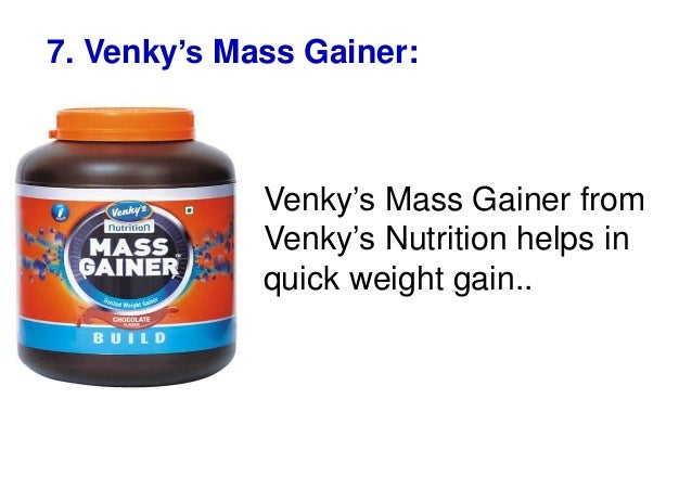 Top Weight Gainer For Women In India - Top 10 best weight gainer india